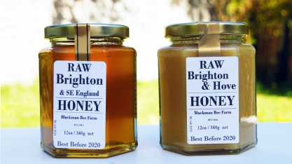 Brighton and Hove Raw Honey http://bit.ly/2rDfv4h