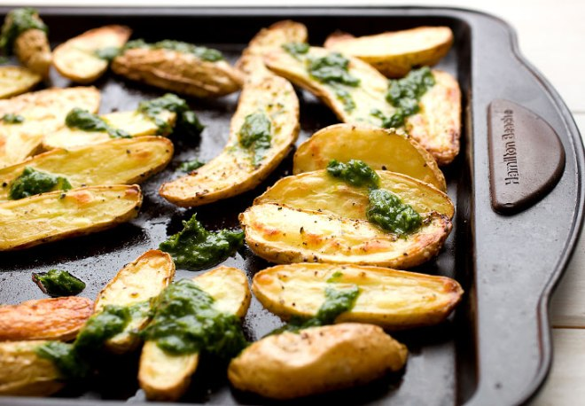 roasted-fingerlings-chive-pesto