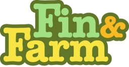 Fin & Farm logo final artwork